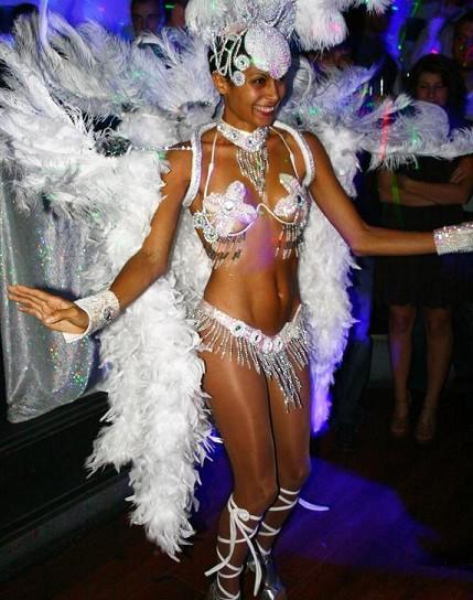 celeide danseuse brésilienne