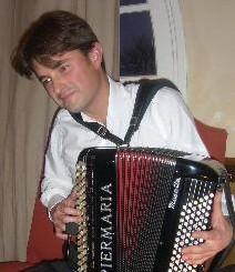 Vincent accordéoniste bretagne