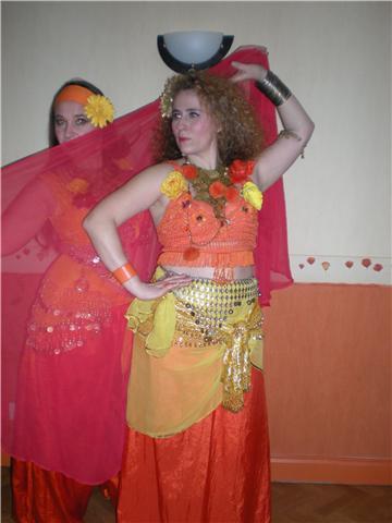 zelga et zelga danseuses orientales